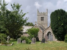 Colan, Church of St Colanus, Cornwall © Derek Harper